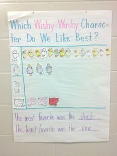 Mrs. Wishy Washy- Farm Unit idea no stencil.