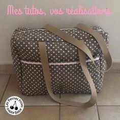 Tutoriel : Mon sac à langer fétiche