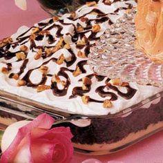 Chocolate Dream Dessert