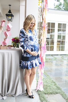 Molly Sims Celebrates Baby Shower - http://site.celebritybabyscoop.com/cbs/2015/02/15/molly-celebrates-shower #BabyShower, #BrooksStuber, #JoeyMaalouf, #MollySims, #RachelZoe, #ScottStuber, #VanessaLachey
