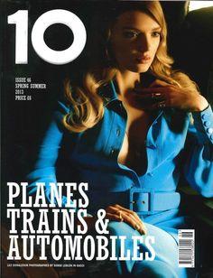 Gucci Cover - 10 Magazine UK, February 2013