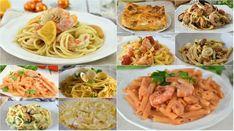 I PRIMI PIATTI di NATALE con le migliori ricette facili e veloci compresi tanti MENU' di NATALE componibili e versatili per tutte le esigenze