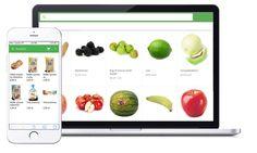 Aplikacja Rushket pozwala zamówić zakupy z błyskawiczną dostawą do domu w ciągu 60 minut.