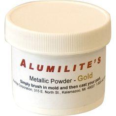 Alumilite Metallic Powder