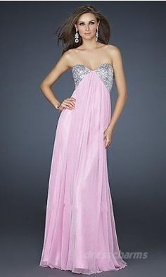 Shop La Femme evening gowns and prom dresses at Simply Dresses. Designer prom gowns, celebrity dresses, graduation and homecoming party dresses. Pink Prom Dresses, Pretty Dresses, Homecoming Dresses, Strapless Dress Formal, Beautiful Dresses, Formal Dresses, Dress Prom, Dresses Dresses, Dress Long