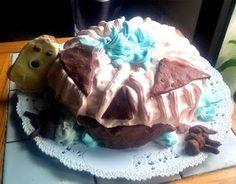 lericettediziasara: Torta zucca halloween('halloween cake)