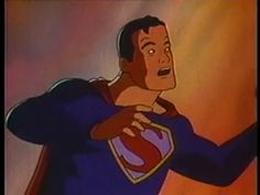 Awesome job, Superman, but jeez! What the heck, Alfred?! Not cool, man! (I know it's not him, but still...)