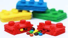 Lego Pinata Cookies