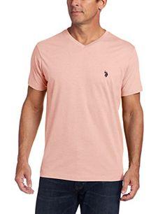 U.S. Polo Assn. Men's V-Neck T-Shirt  http://www.yearofstyle.com/u-s-polo-assn-mens-v-neck-t-shirt-2/