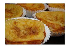 Queijadinhas de Leite - http://www.sobremesasdeportugal.pt/queijadinhas-de-leite/
