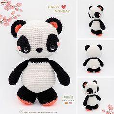 Amigurumi Pattern: The little kawaii