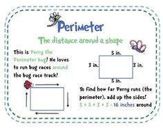 Miss Third Grade: Math perimeter