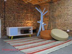 Carpeta Lana Lines + asientos Spin