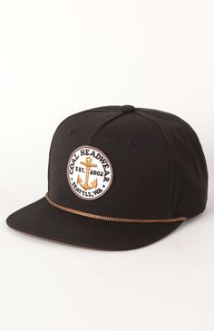3aace17608bd7 Coal The Ebb Tide Snapback Hat  pacsun