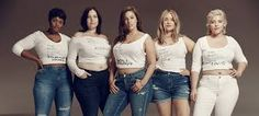 Image result for body sizes fashion campaign