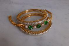 11ct Pair Diamond Bangle Bracelet 18k Indian Bangle Set, Bangle Bracelets, Ethnic Jewelry, Fine Jewelry, Chinese Takeaway, Diamond Bangle, Costume Jewelry, Gems, Pairs