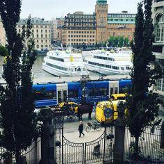 Good morning Stockholm
