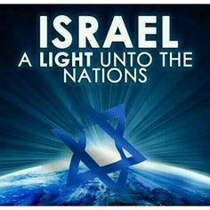 WE PRAISE AND THANK YOU FATHER FOR YOUR PEOPLE ISRAEL