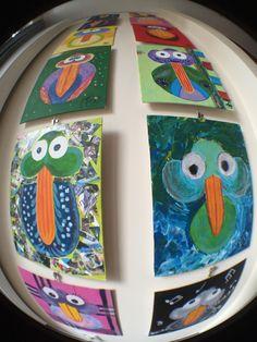Birdymarble Tuesday 17-05-2016; New Birds today; #M08PinkBirdberry and #M09RockandRollBird