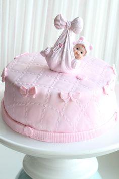 Simple Vanilla Marzipan Cake