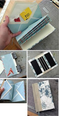 Envelope book: I'm so doing this