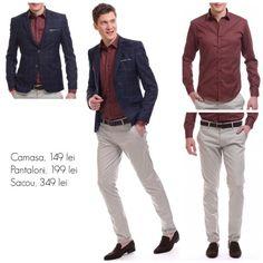 Get The Look For 627 lei don-men.com #donmen #shoponline