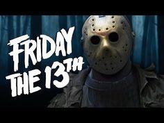 Friday the 13th: The Game 🔪 ОРЕМ ИСТЕРИМ ААА 18+ - YouTube