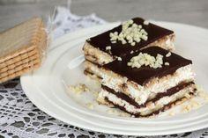 Fantastický krém s mascarpone, jednoducho, rýchlo a s minimom cukru, recept | Tortyodmamy.sk Oreo Cupcakes, Tiramisu, Food And Drink, Ethnic Recipes, Desserts, Mascarpone, Lasagna, Deserts, Dessert