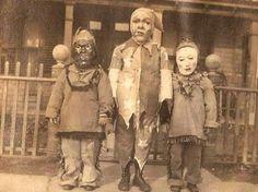 Old Creepy Halloween