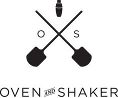 15: Oven and Shaker by Makelike   14 Lovely Examples Of Old-Timey Branding For Small Businesses   Co.Design: business + innovation + design