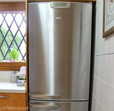 Por fin en casa: Limpiar los electrodomésticos de acero inoxidable