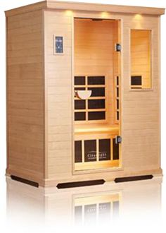 The Ridiculous, But Awesome Gift Guide | Clearlight Infrared Sauna--yes I would love this!