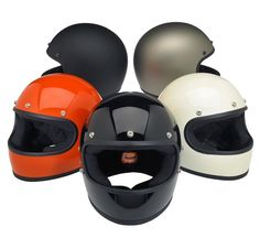 A few months ago the Biltwell Gringo Helmet was officially released to much excitement in the non-sportbike motorcycle community, the Gringo was the first DOT certified full-face helmet that wasn't trying to look like a futuristic-in-an-80s-way-alien-helmet.