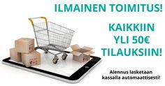 Ostoskori -Vähänkäytetty.fi