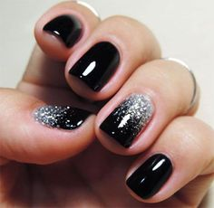 15-Black-Silver-Gel-Nail-Art-Designs-Ideas-2016-9