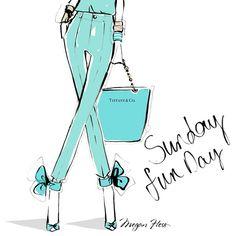 Sunday - Fun Day! Happy weekend everyone.