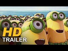 Minions - Trailer in Deutsch - Dravens Tales from the Crypt