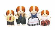 Sylvanian Families, Toys R Us, Barbie, Chiffon, Cute Pictures, Teddy Bear, Dogs, Animals, Amazon