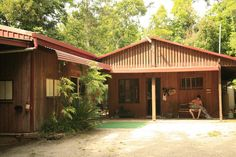 Set amid acres of lush tropical rain-forest, in the foothills of the Atherton Tablelands, 3 km from Paronella Park, Tropical Bliss bed and breakfast boasts...
