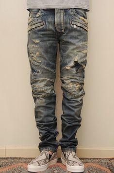 Patched Jeans, Ripped Jeans, Denim Jeans, Man Jeans, Denim Shirts, Skinny Jeans, Leather Jeans, Jeans And Vans, Love Jeans
