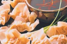 Chicken dumplings by Matt Preston - Member recipe - Taste.com.au