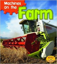 Machines on the Farm by Sian Smith - Recommended by American Farm Bureau Foundation for Agriculture