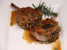 Big Mamma's Italian American Cooking: Stuffed Pork Chops