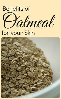 Learn all of the benefits of oatmeal for skin care including improving skin tone and reducing irritation and inflammation.
