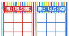 Times Tables Bingo Game Printable.pdf