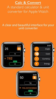 "Mike iOS Apps on Twitter: ""RT! Calculator and unit converter on #AppleWatch available on the #AppStore  https://t.co/ZNEcw677Vx #mobileapps https://t.co/ZmaSg4KWn1"""