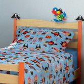 Found it at Wayfair - Pirate Pals 3 Piece Comforter Set