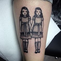 Image result for the shining twins tattoo