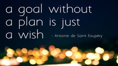 Don't just think, do! #goal #plan #businesssavvy
