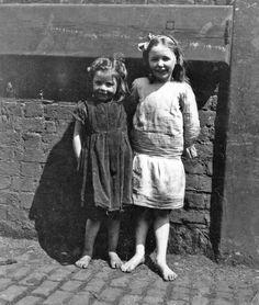 1910, Victorian Poverty, Liverpool, UK